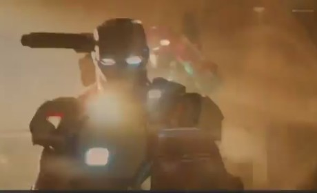 Iron Man 3 MTV Movie Awards Teaser