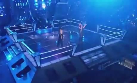 Holly Tucker vs. Michelle Raitzin - The Voice Battle Round