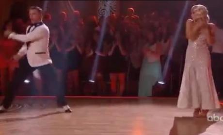 Kellie Pickler - Dancing With the Stars Week 5