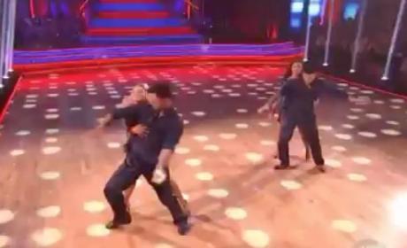 Aly Raisman - Dancing With the Stars Week 5