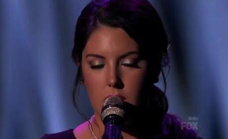 "Kree Harrison - ""Have You Ever Been in Love"""