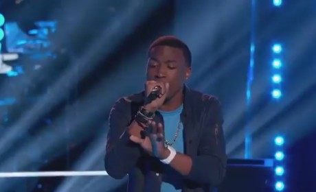 C. Perkins vs. Kris Thomas - The Voice Battle Round