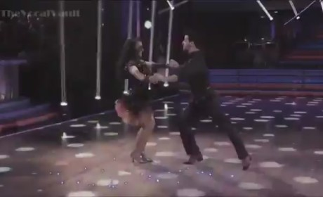 Aly Raisman - Dancing With the Stars Week 6