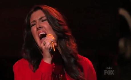 "Kree Harrison - ""It Hurt So Bad"""