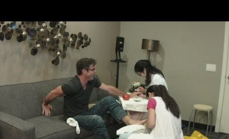 Dennis Quaid Prank on Ellen