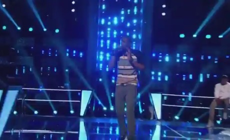 C. Perkins vs. Vedo - The Voice Knockout Round