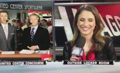 Reporter on Chicago Blackhawks Season: So Much Sex!