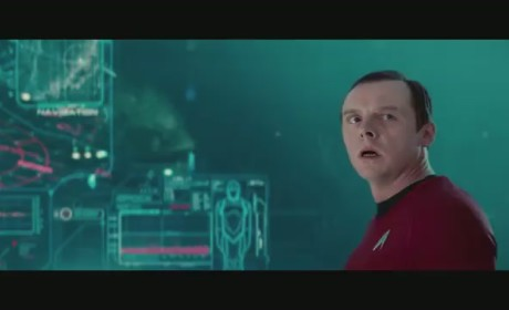 Star Trek Into Darkness Character Video: Beam Me Up, Scotty!