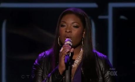 "Candice Glover - ""When I Was Your Man"""