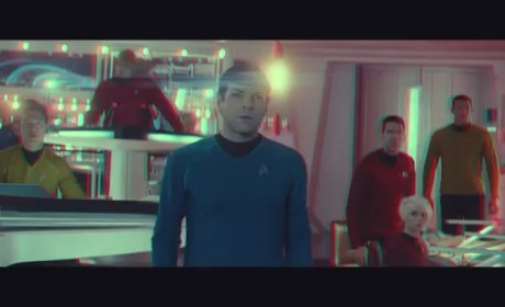 Star Trek Into Darkness 3D Trailer