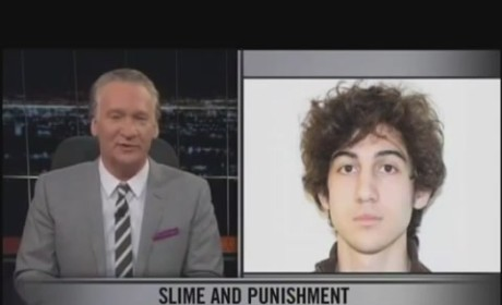Bill Maher on Boston Bombing