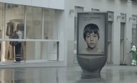 Anti-Child Abuse Ad - Only For Children