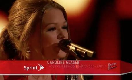 Caroline Glaser - The A Team (The Voice)