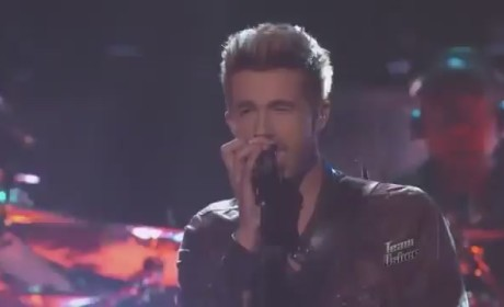 Josiah Hawley - Starlight (The Voice)