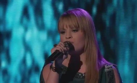 Holly Tucker - How Do I Live (The Voice)