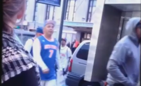 Gay-Bashing Knicks Fan Video