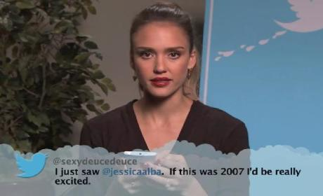 Celebs Read Mean Tweets About Themselves on Jimmy Kimmel Live