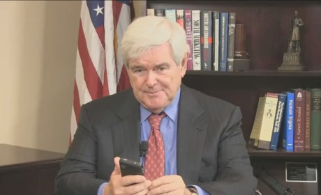 Newt Gingrich Cell Phone Video: Real or Fake?