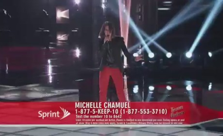 Michelle Chamuel - Call Your Girlfriend (The Voice Top 12)