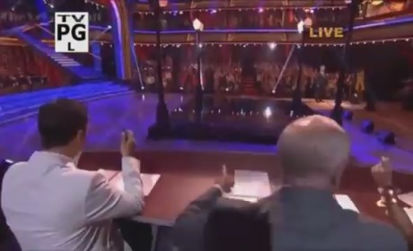 Jacoby Jones - Dancing With the Stars Semifinals (Tango)