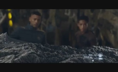 After Earth Clip