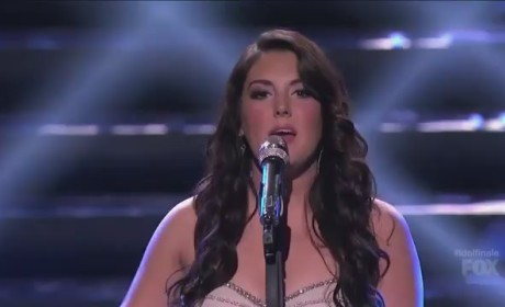 "Kree Harrison: - ""Angel"""