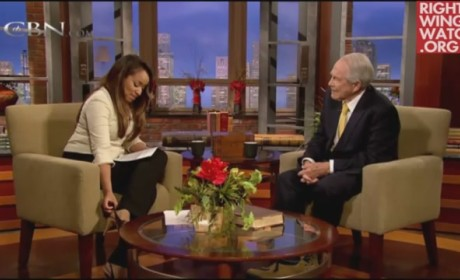 "Christian Broadcasting Network Apologizes for Pat Robertson ""Misunderstanding"""
