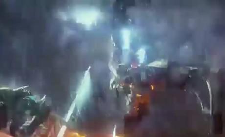 Pacific Rim Trailer: Monsters vs. Robots