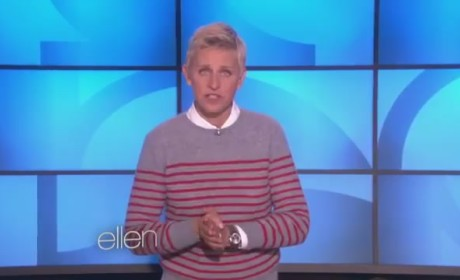 Ellen: Abercrombie & Fitch Monologue