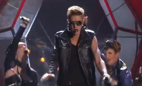 "Justin Bieber - ""Take You"" (Billboard Music Awards)"