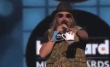 Kid Rock RIPS Billboard Music Awards Artists: Give It Up For Lip-Synching!