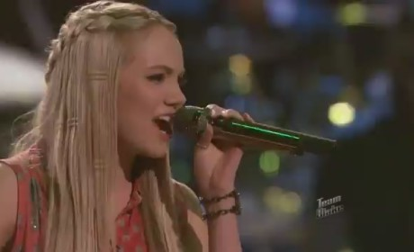 Danielle Bradbery - Heads Carolina, Tails California (The Voice Top 10)