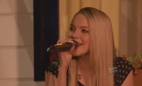 "Danielle Bradbery - ""Grandpa (Tell Me 'Bout the Good Old Days)"""
