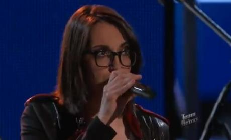 "Michelle Chamuel - ""I Knew You Were Trouble"""