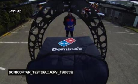 Domino's Drove Delivery: Possibly a Thing!