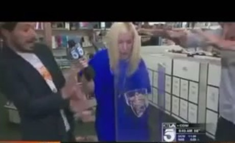 Reporter Witnesses Magic Trick, Freaks the Eff Out