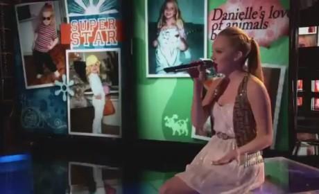 Danielle Bradbery - Who I Am (The Voice)