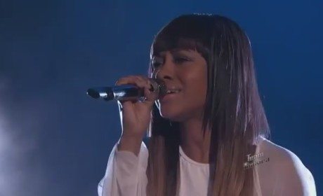 Sasha Allen - I Will Always Love You (The Voice)
