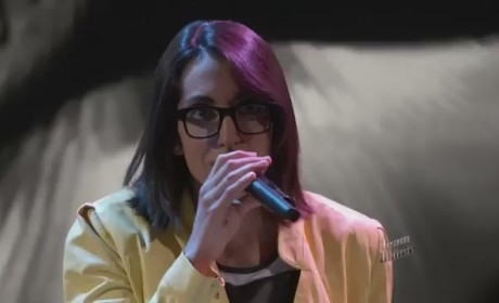 Michelle Chamuel - Clarity (The Voice)