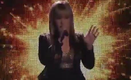 Amber Carrington - Firework (The Voice)