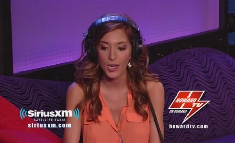 Farrah Abraham on Howard Stern