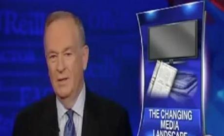 Bill O'Reilly Slams Chris Matthews