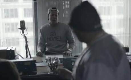 Jay-Z Announces New Album via Samsung Commercial