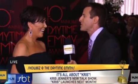 Kris Jenner on Kim Kardashian Baby