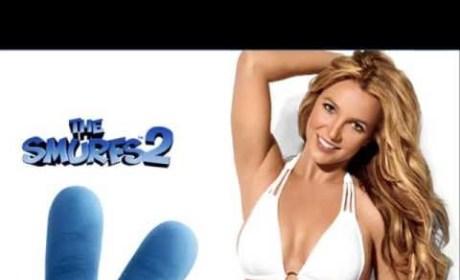 """Britney Spears """"Ooh La La"""" Smurfs 2 Single: Released!"""