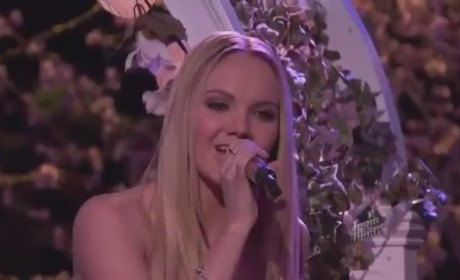 Danielle Bradbery - Born to Fly (The Voice)