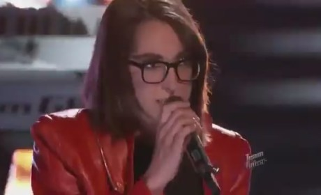 Michelle Chamuel - I Knew You Were Trouble (The Voice Finals)