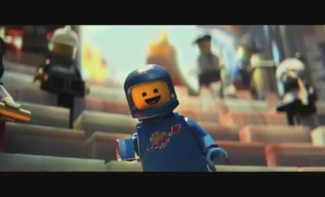The Lego Movie Trailer: The Fate of the World is in his Tiny Yellow Hands