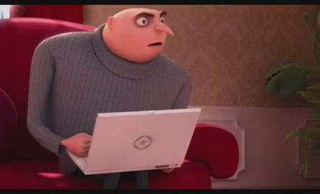 Despicable Me 2 TV Spot: WiFi Troubles!