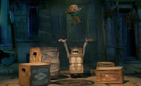 The Boxtrolls Teaser Trailer